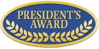 2017 President's Award Logo